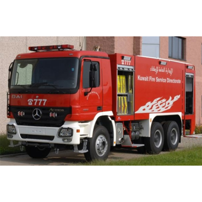 BAI VSAC 10500 S fire pumper tanker