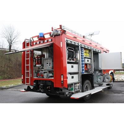 BAI VSAC 2500fire rescue pumper