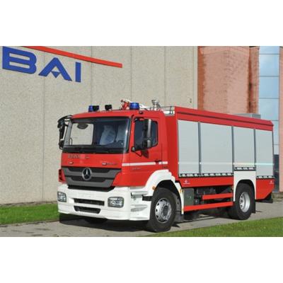 BAI VSAC 4100 S fire rescue pumper