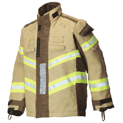 Ballyclare Xenon structural firefighter jacket