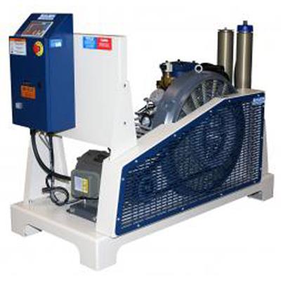 Bauer Compressors BPII-08-E1/E3 compressor