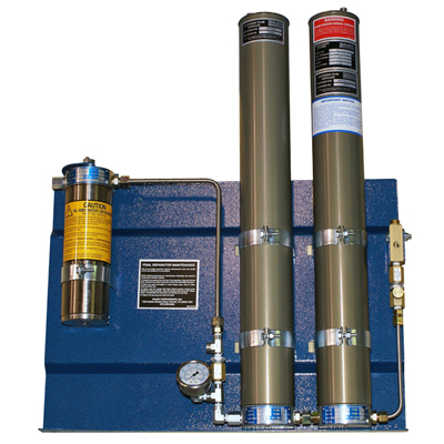 Bauer Compressors P0 air purification system
