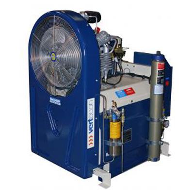 Bauer Compressors VTC08-E1/E3 air compressor