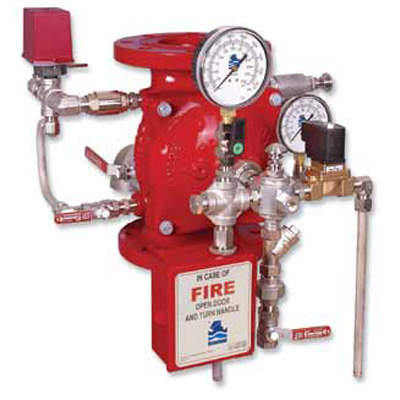 Bermad Fire Protection FP 400E-2M