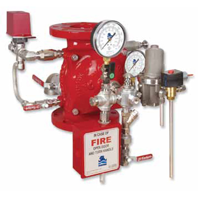 Bermad Fire Protection FP 400E-3M