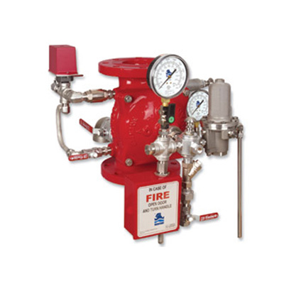Bermad Fire Protection FP 400E-4M
