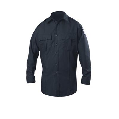 Blauer STYLE #:8600-Z zippered polyester shirt colour - dark navy