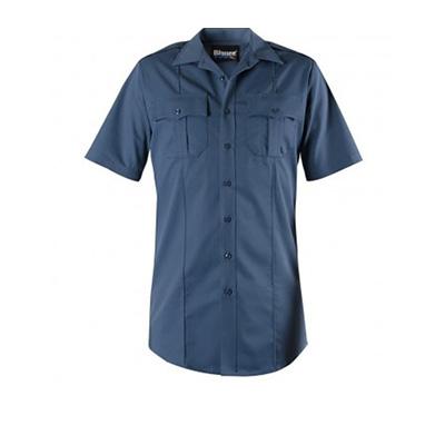 Blauer STYLE #:8713-7A NJ SS cotton blend shirt colour: French Blue