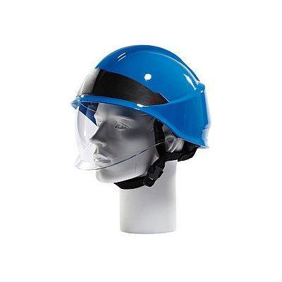 Rosenbauer 157004 HEROS-smart Blue Firefighting Helmet
