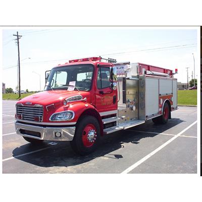 Bluegrass Fire Apparatus 1500 GALLON PUMPER