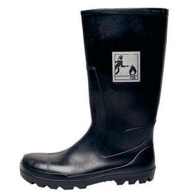 Bristol Uniforms BOOT1E rubber fire boot