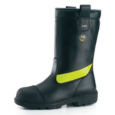 Bristol Uniforms BOOT23 leather fire boot