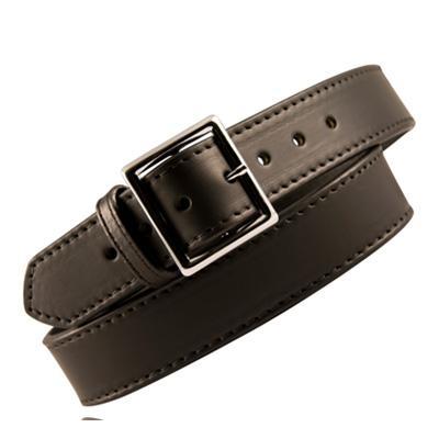 """Boston Leather 6505L 1 3/4""""  LINED GARRISON BELT"""