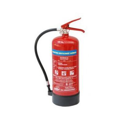 Boxmet Ltd GP-6X/EABCPlus powder extinguisher