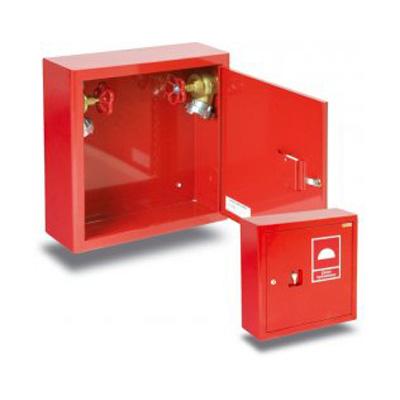 Boxmet Ltd SP2-500 safety cabinet for 2 valves