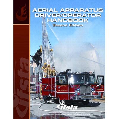 Brady Publishing Aerial Apparatus Driver Operator Handbook: 2nd Edition