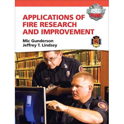 Brady Publishing Applications of Fire Research and Improvement