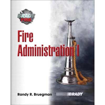 Brady Publishing Fire Administration