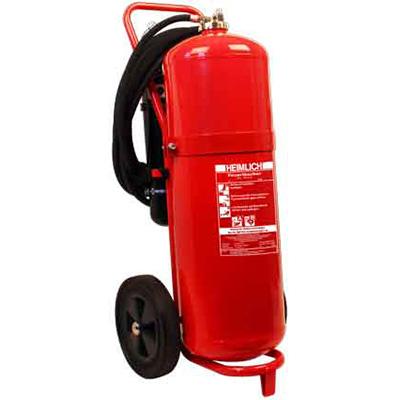 Brandschutz Heimlich SECRETLY S 50 H mobile foam fire extinguisher