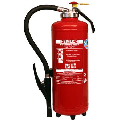 Brandschutz Heimlich SECRETLY S 6 H 3eco class AB fire extinguisher