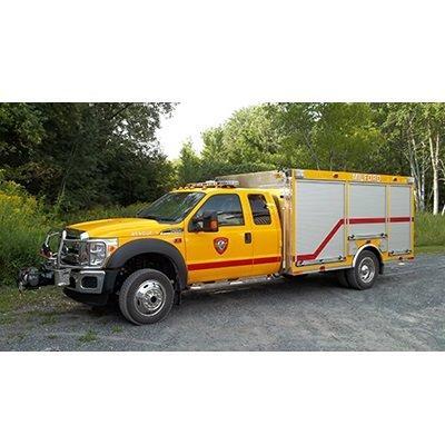 CET Fire Pumps Brush Truck 14 CET Quick Attack Unit