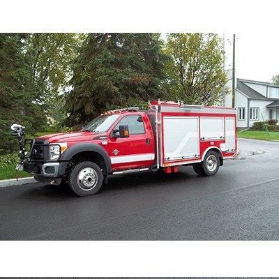CET Fire Pumps Brush Truck 16 CET Quick Attack Unit