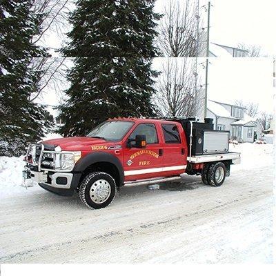 CET Fire Pumps Brush Truck 17 CET Quick Attack Unit