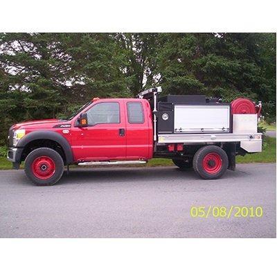 CET Fire Pumps Brush Truck 19 CET Quick Attack Unit