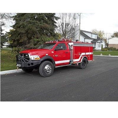 CET Fire Pumps Brush Truck 20 CET Quick Attack Unit