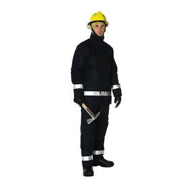 Bristol Uniforms BT/A and TBT/A structural firefighting coat and trouser with silver reflective