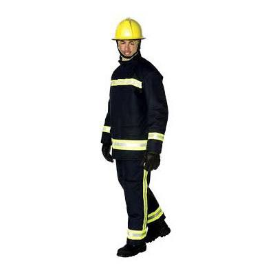 Bristol Uniforms BT/B and TBT/B structural firefighting coat and trouser with triple trim reflective