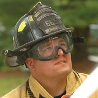 Bullard UST helmet tough and durable