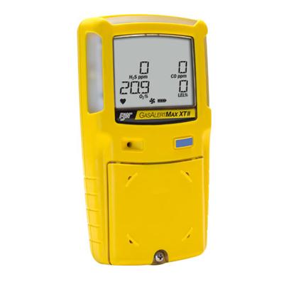 BW Technologies GasAlertMax XT II multi gas detector