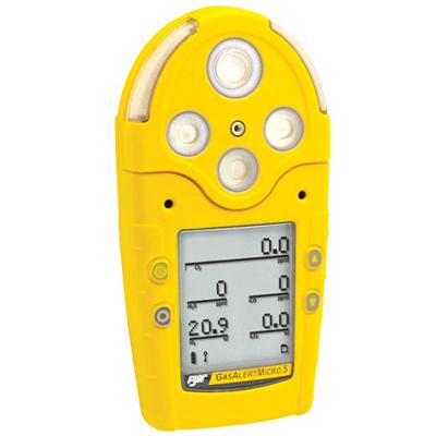 BW Technologies GasAlertMicro 5 gas detector