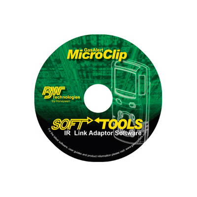 BW Technologies GasAlertMicroClip Soft Tools software