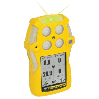 BW Technologies GasAlertQuattro multi gas detector
