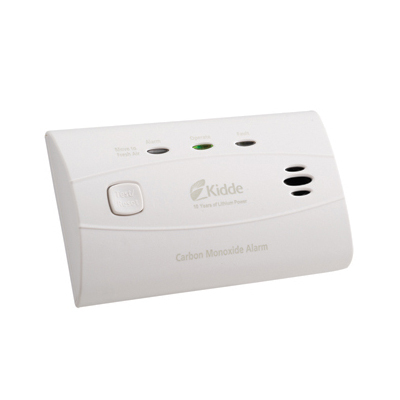 Kidde Fire Systems C3010 Sealed Lithium Battery Power Carbon Monoxide Alarm