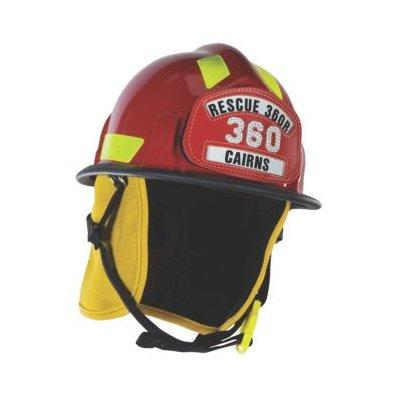 MSA Cairns® Rescue 360R Low-profile, Lightweight Fire And Rescue Helmet