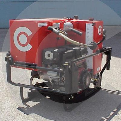 Callies Brandbekämpfungsysteme Callies Power-Pack