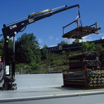 Cargotec Germany 022 T-2 lifts 500 kg