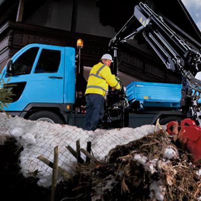 Cargotec Germany Hiab XS 022 D-3 HiDuo flexible crane