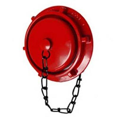 "Kochek CC4074-Y 4"" Storz Mushroom Cap with Chain"
