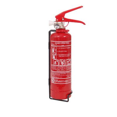 Cervinka 0001B 1kg powder portable fire extinguisher