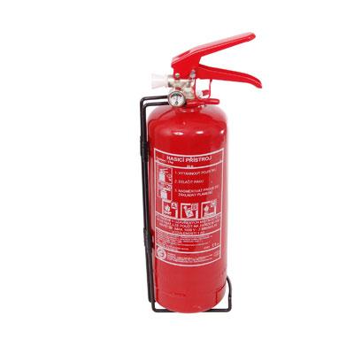 Cervinka 0002 2kg powder portable fire extinguisher