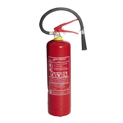 Cervinka 0003 4kg powder portable fire extinguisher