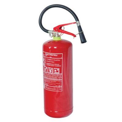 Cervinka 0004 6kg powder portable fire extinguisher