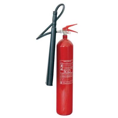Cervinka 0006 5kg CO2 portable fire extinguisher