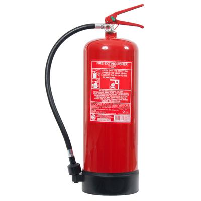 Cervinka 0009 9kg portable fire extinguisher