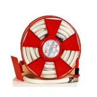 Cervinka 0069T hose reel with a wall holder