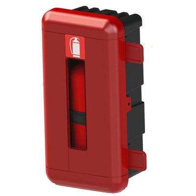 Cervinka 0104 plastic box for fire extinguisher